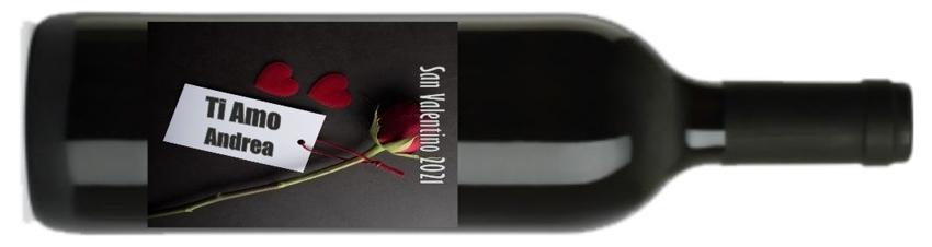 Colizzi Vini - bottiglia personalizzata