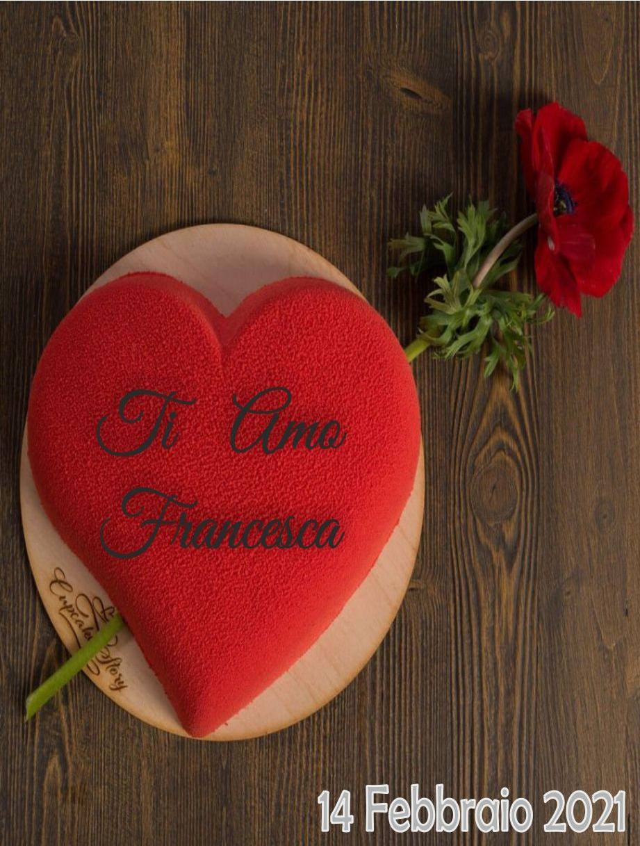 Etichetta Personalizzata San Valentino